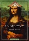 Jean-Pierre de Lipowski - Louvre Story - Ou Alice au pays des chefs-d'oeuvre.