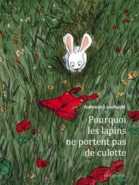 Antonin Louchard - Pourquoi les lapins ne portent pas de culotte.