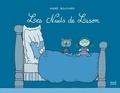 Les nuits de Lison / Texte et illustrations d'André Bouchard | Bouchard, André (1958-....). Auteur. Illustrateur