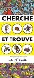 Thierry Laval et Yann Couvin - Cherche et trouve à l'école.