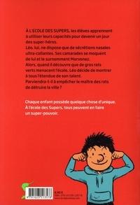 L'école des Supers  Léo contre les rats phosphorescents