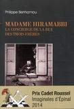 Philippe Benhamou - Madame Hiramabbi - La concierge de la rue des Trois-Frères.