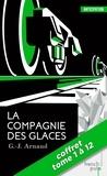 G.j. Arnaud - ANTICIPATION  : La Compagnie des Glaces - La saga - tomes 1 à 12.