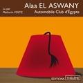 Gilles Gauthier et Alaa El Aswany - Automobile Club d'Égypte.