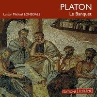 Platon et Michael Lonsdale - Le Banquet.