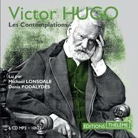 Victor Hugo - Les Contemplations. 6 CD audio MP3