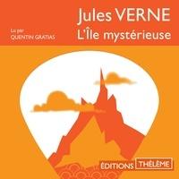 Jules Verne et Quentin Gratias - L'île mystérieuse.