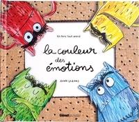 Anna Llenas - La couleur des émotions - Pop-up.