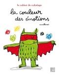 Anna Llenas - La couleur des émotions - Le cahier de coloriage.