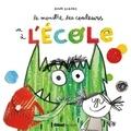 Anna Llenas - Le monstre des couleurs va à l'école.
