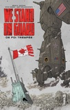 Brian-K Vaughan et Steve Skroce - We stand on guard - De foi trempée.