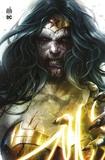 Tom Taylor et Trevor Hairsine - DCeased - Couverture Wonder Woman zombie.