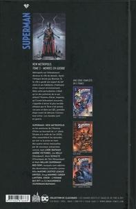 Superman New Metropolis Tome 3 Mondes en guerre