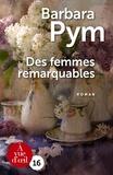 Barbara Pym - Des femmes remarquables.