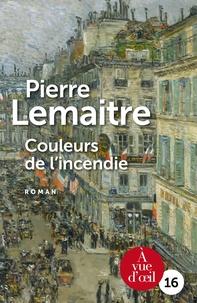 Pierre Lemaitre - Les Enfants du désastre  : Couleurs de l'incendie - Pack en 2 volumes.