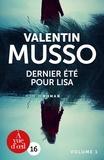 Valentin Musso - Dernier été pour Lisa - 2 volumes.
