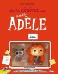 Mr Tan et Diane Le Feyer - Fais ton cinéma avec Mortelle Adèle - Avec 2 figurines et 3 décors articulés.