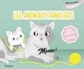 Marion Cocklico - Les animaux familiers - Une caresse = un son !.