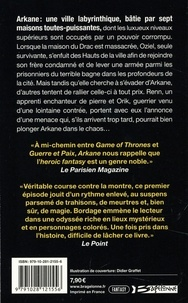 Arkane Tome 1 La Désolation