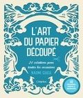 Naomi Shiek - L'art du papier découpé - 24 créations pour toutes les occasions, avec 48 patrons prêts à découper.