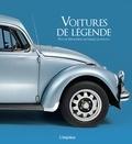 Fabrice Connen - Voitures de légende - Plus de 100 modèles mythiques en photos.