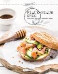 Juliette Lalbaltry - Pique-nique chic - Bocaux, wraps, soupes froides, gourmandises, boissons....
