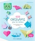 Sayaka Hodoshima - Atelier origami pour les enfants - Plus de 30 pliages d'animaux, jouets, décos....