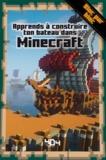 Stéphane Pilet - Apprends à construire ton bateau dans Minecraft.