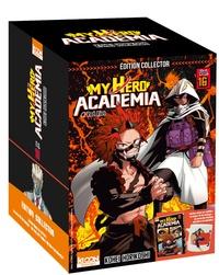 Kohei Horikoshi - My Hero Academia Tome 16 : Red Riot - Avec le mug de l'anime My Hero Academia.