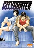 Sokura Nishiki et Tsukasa Hojo - City Hunter Rebirth Tome 3 : .