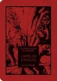 Gou Tanabe - Les chefs-d'oeuvre de Lovecraft  : L'appel de Cthulhu.