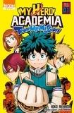 Kohei Horikoshi et Yoco Akiyama - My Hero Academia Team-Up Mission Tome 1 : .