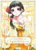 Itsuki Nanao et  Nekokurage - Les Carnets de l'Apothicaire Tome 4 : .