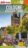 Petit Futé - Petit Futé Cologne Düsseldorf Bonn. 1 Plan détachable