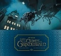 Dermot Power - The art of Les animaux fantastiques - Les crimes de Grindelwald.