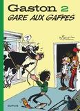 André Franquin et  Jidéhem - Gaston Tome 2 : Gare aux gaffes.