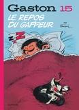 André Franquin - Gaston Tome 15 : Le repos du gaffeur.