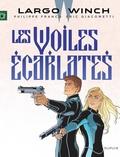 Jean Van Hamme et Eric Giacometti - Largo Winch Tome 22 : Les voiles écarlates.