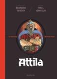 Bernard Swysen et  Pixel Vengeur - La véritable histoire vraie  : Attila.