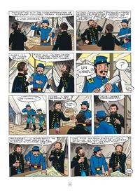 Les Tuniques Bleues Tome 63 La bataille du cratère