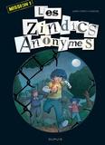 James Christ et  Carbone - Les zindics anonymes - Mission 1.