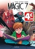 Kid Toussaint et Giuseppe Quattrocchi - Magic 7 Tome 4 : Vérités.