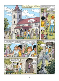 Yoko Tsuno Tome 29 Anges et faucons