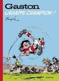 Franquin - Gaston hors-série - tome 6 - Lagaffe champion !.