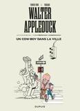 Fabrice Erre et  Fabcaro - Walter Appleduck Tome 2 : Un cow-boy dans la ville.