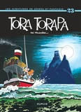 Fournier - Les Aventures de Spirou et Fantasio Tome 23 : Tora Torapa - Opé l'été BD 2019.