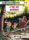 Willy Lambil et Raoul Cauvin - Les Tuniques Bleues Tome 26 : L'or du Québec - Opé l'été BD 2019.