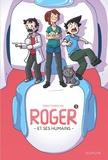 Paka et Cyprien Iov - Roger et ses humains Tome 3 : .