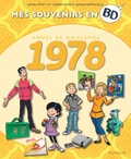 Samuel Otrey et  Sti - Mes souvenirs en BD  : Année de naissance 1978.
