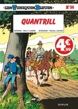 Willy Lambil et Raoul Cauvin - Les Tuniques Bleues Tome 36 : Quantrill.